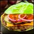 "Ресторан Jerry Wings - фотография 3 - Фитнес Бургер от ""Джерри Вингс""."