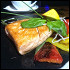 Ресторан Сивка-Бурка - фотография 27 - Сёмга с овощами. Рекомендую!