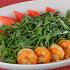 Ресторан Плотников  - фотография 21 - Руккола с креветками