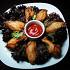 Ресторан Felice - фотография 21 - Острые куриные крылышки 220 руб