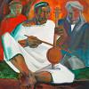 Краски рая. Живопись Таджикистана из частной коллекции Юлии Вербицкой
