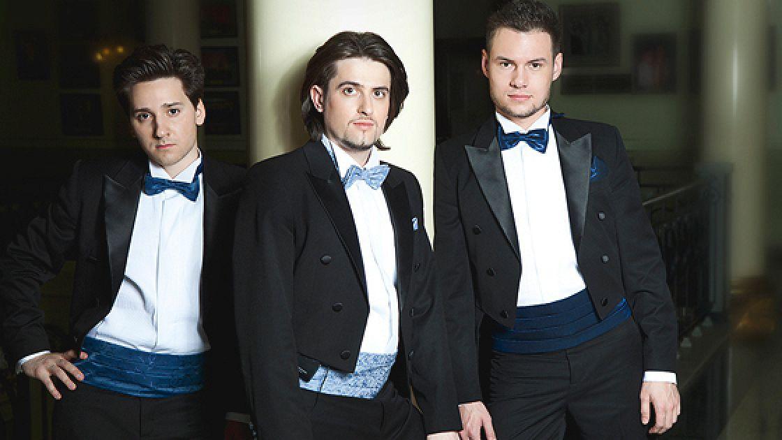 Шоу трех роялей Bel Suono
