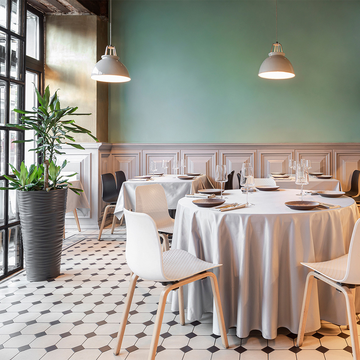 Osteria Unica вБлаговещенском, Sybarite наСадовой-Самотечной идругие новые рестораны