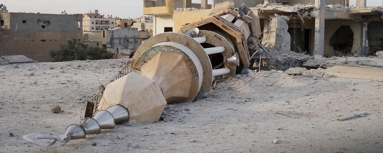 Потери века: что разрушили на Ближнем Востоке