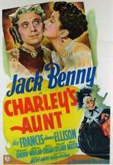 Постер Тетка Чарлея