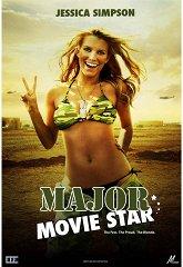 Постер Кинозвезда в армии