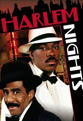 Постер Гарлемские ночи