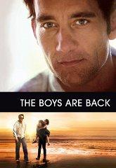 Постер Мальчики возвращаются