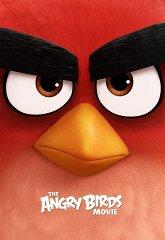 Постер Angry Birds в кино