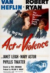 Постер Акт насилия