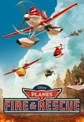 Постер Самолеты: Огонь и вода