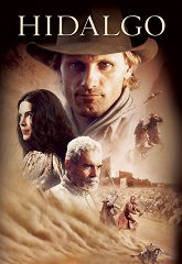 Постер Идальго: Погоня в пустыне