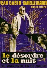 Постер Смятение и ночь