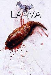 Постер Человек-личинка