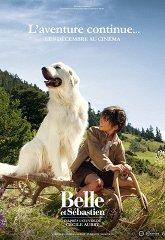 Постер Белль и Себастьян: Приключения продолжаются