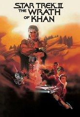 Постер Звездный путь: Гнев хана