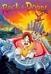 Постер Рок ку-ка-ре-ку