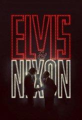 Постер Элвис и Никсон