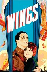 Постер Крылья