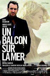 Постер Балкон с видом на море