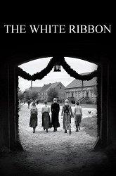 Постер Белая лента