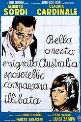 Постер Красивый, честный эмигрант в Австралии