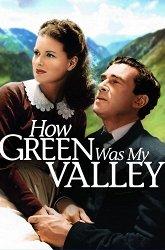 Постер Как зелена была моя долина