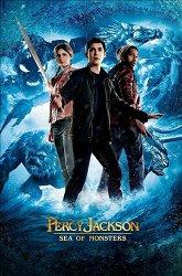 Постер Перси Джексон и море чудовищ