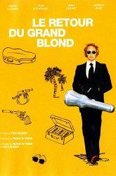 Постер Возвращение высокого блондина