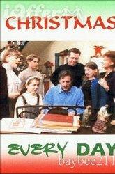 Постер Рождество каждый день