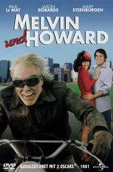 Постер Мелвин и Говард