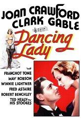 Постер Танцующая леди