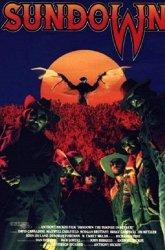 Постер Закат — убежище вампиров