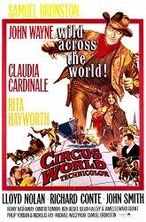 Постер Мир цирка