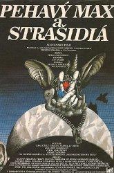 Постер Конопатый Макс и привидения