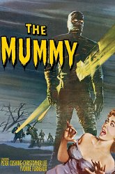 Постер Мумия