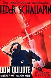 Постер Дон Кихот