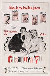 Постер Казанова-70