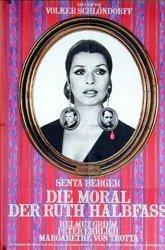 Постер Мораль Рут Хальбфасс