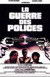 Постер Война полиции