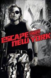Постер Побег из Нью-Йорка