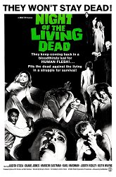 Постер Ночь живых мертвецов