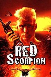 Постер Красный скорпион