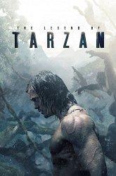 Постер Тарзан. Легенда