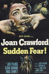 Постер Внезапный страх