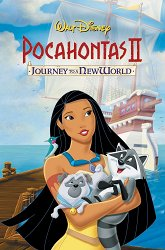 Постер Покахонтас-2: Путешествие в Новый Свет