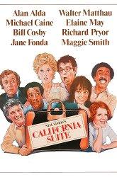 Постер Калифорнийский отель