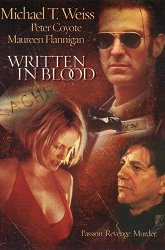 Постер Кровавая подпись