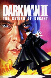 Постер Человек тьмы-2: Возвращение Дюрана