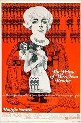 Постер Мисс Джин Броди в расцвете лет